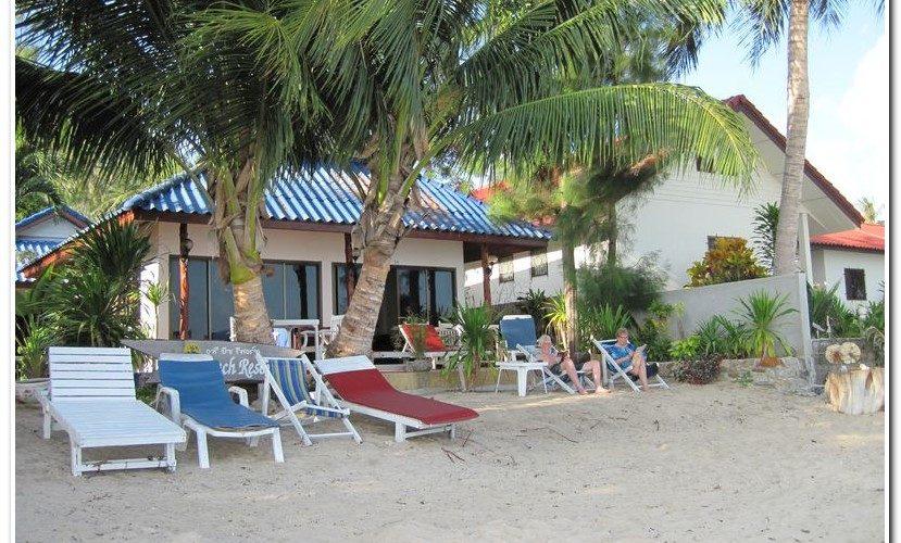 Aree Beach Resort Samui
